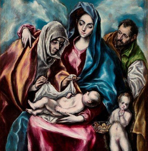 El Greco RETALLADA